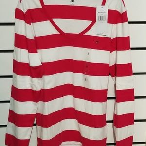 Womens large tommy hilfiger shirt